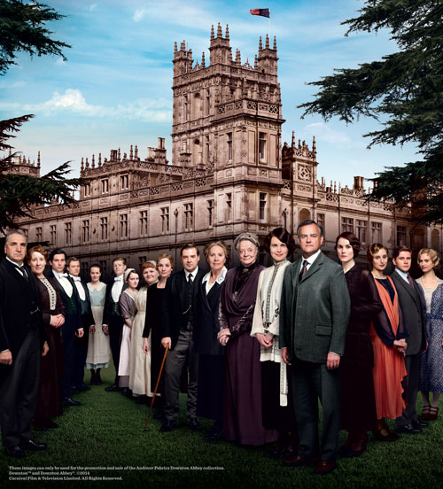 Downton-Abbey-Season-Four-All-Character