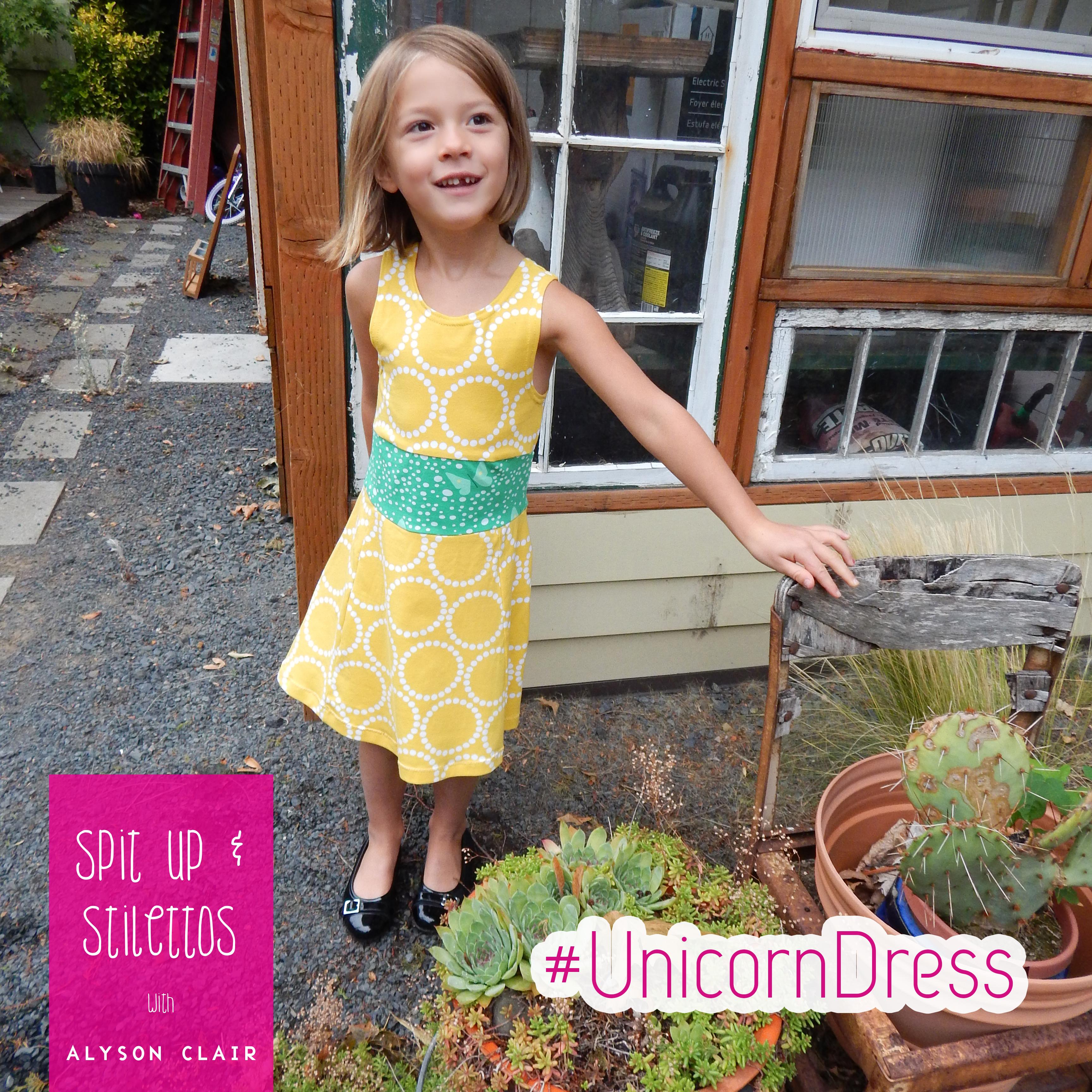Unicorn Dress 2