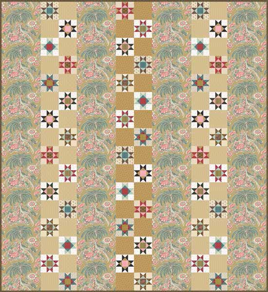 Pheasant & Traceries-5 pages