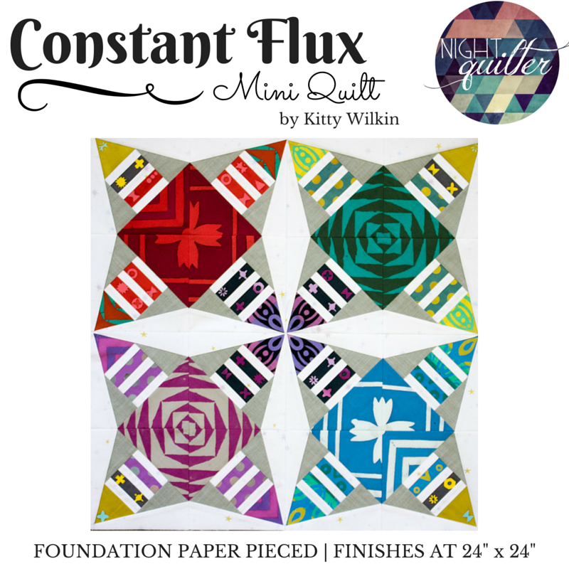 PHOTO 1 - Constant Flux Cover